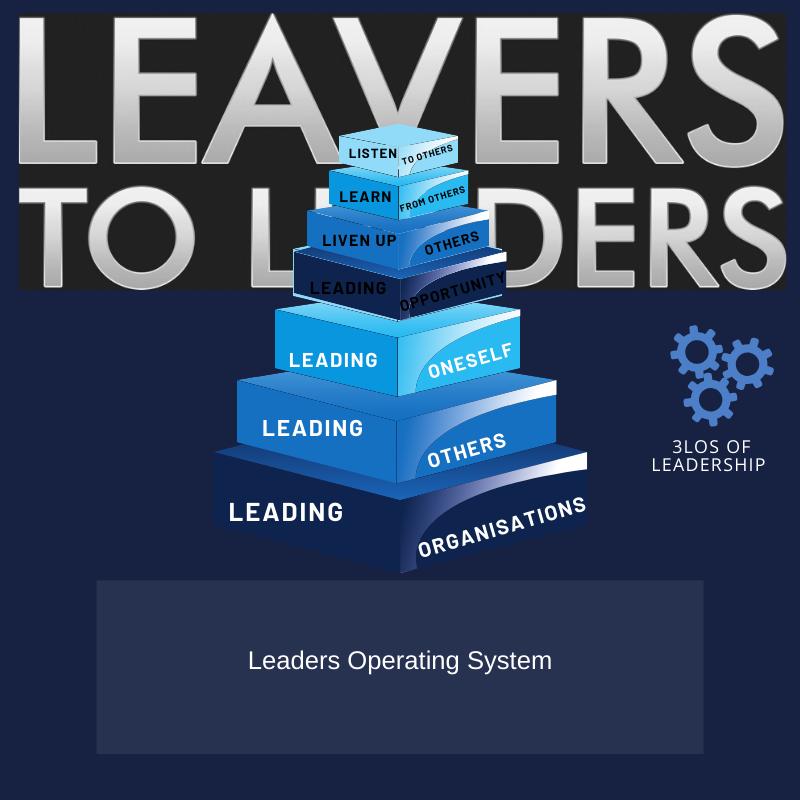 3 LOS of Leadership
